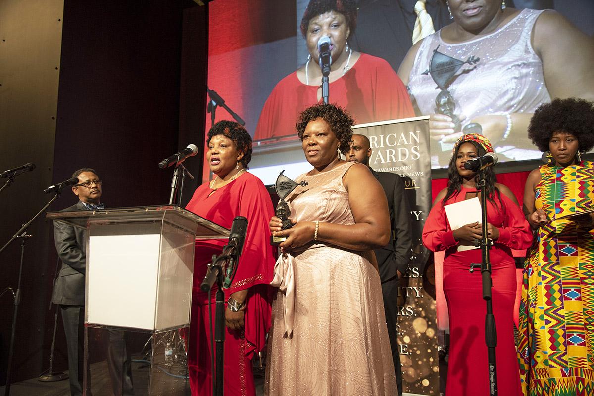 AMWAG Wins African Award