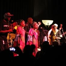 Seun Kuti & Egypt 80 in Minneapolis