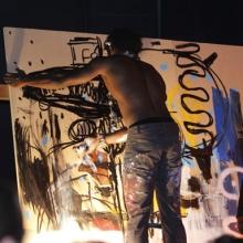 Painter Live at Seun Kuti Concert