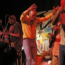 Seun Kuti Rocks Minneapolis Live