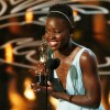 Lupita Nyong'o wins Best Supporting Actress Oscar