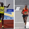 Kenyan and Ethiopian Win Boston Marathon