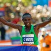New course record for New York marathon as Mutai of Kenya wins big