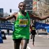 Kenyans sweep Boston marathon