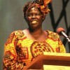 Wangari Maathai Kicks Off Nobel Peace Prize Forum