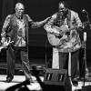 Hugh Masekela and Vusi Mahlasela sing freedom in tribute to anti-apartheid freedom fighters