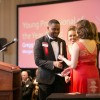 Saint Paul Chamber of Commerce honors Ghana-born Godson Sowah as Young Professional of the Year