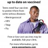 Back to School: Get them ready with vaccinations