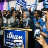Ilhan Omar wins Democratic primary for US Congress