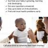 Regular checkups help keep your baby healthy