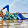 Halima Aden makes Sports Illustrated history as she makes cover in a burkini