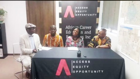 Liberian community hails US House passage of Dream and Promise Act