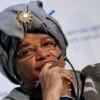 "Liberia's president among ""top global thinkers"""