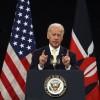 Biden pledges U.S. support for Kenya reforms