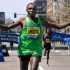 Kenyans sweep Boston marathon