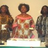 Zambia's First Lady Urges African Self-Help, Investment