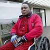 Olympics Boxing Icon in Fight for Disabled Persons