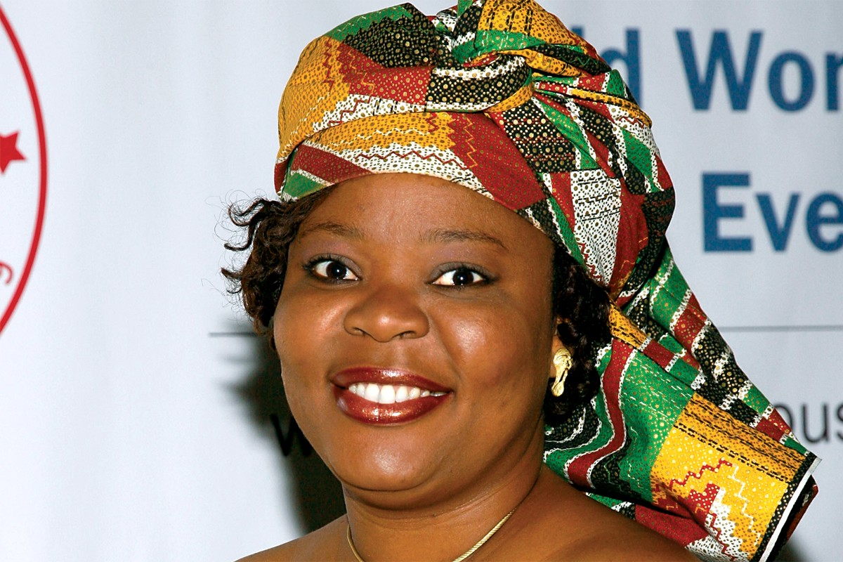 nobel peace prize - leymah roberta gbowee essay Cjp alumna leymah gbowee was a co-recipient of the 2011 nobel peace prize  a four-page essay on refusing the mantle of  leymah gbowee on liberian peace.