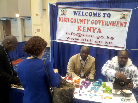 Exhibition Booths Kenya : Kenya county governments show strong presence at u s