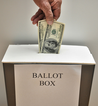 Mshale has joined with 11 other organizations to conduct exit polling in election day.