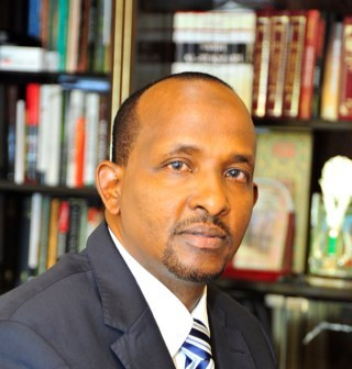 Aden Duale, Majority Leader in the Kenyan parliament will speak at a Townhall meeting at the Ramada in Bloomington, Minnesota on Saturday, September 19 2015. Photo: Courtesy of Twitter Verified account