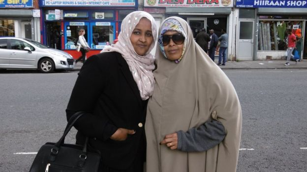 Some Somalis in Bristol told the BBC they were in favor of remaining because of connections with other Somali communities in Europe. Photo: Courtesy of GIN