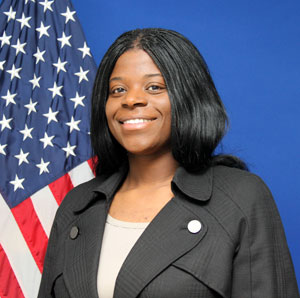 Linda Etim, USAID Assistant Administrator, will address a forum on East Africa hosted by Congressman Keith Ellison on Monday, August 1, 2016 in Minneapolis. Photo: Courtesy of Global Entrepreneurship Summit