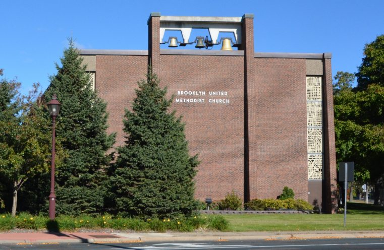 West African Family Community Services run by the  Greater Minneapolis Council of Churches was housed here at the Brooklyn United Methodist Church in Brooklyn Center, Minnesota. GMCC announced the closure of the center on October 28, 2016 setting off a firestorm within the West African community in Minnesota. GMCC relocated the center to this location in 2015 after many years in north Minneapolis. Photo: Courtesy Brooklyn United