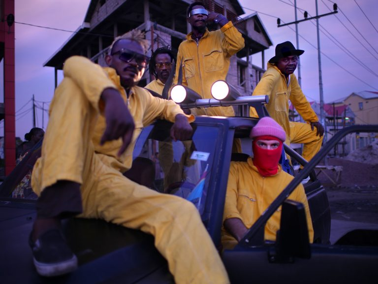 KOKOKO! brings the energy and vibe of Kinshasa to The Cedar