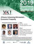 Minnesota African United 2019 Summit
