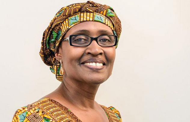 Winnie Byanyima is new executive director of UNAIDS