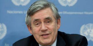 Gordon Brown UN Envoy for Global Education