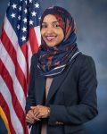 Congresswoman Ilhan Omar Official Headshot_Web