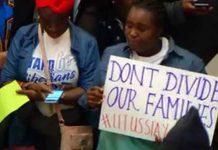 Liberians DED Rally