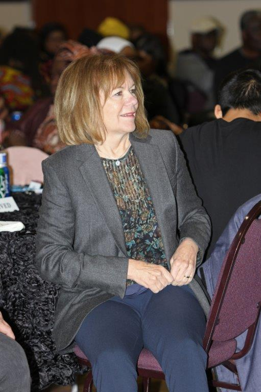 US Senator Tina Smith