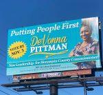 Pittman Billboard