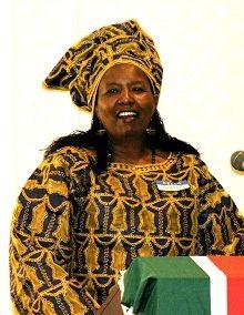 Dr. Mumbi MWangi